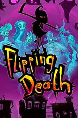 Carátula de Flipping Death para Xbox One