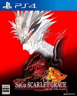 Carátula de SaGa: Scarlet Grace para PlayStation 4