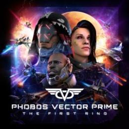 Carátula de Phobos Vector Prime: The First Ring