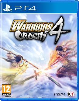 Carátula de Warriors Orochi 4 para PlayStation 4