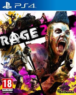 Carátula de Rage 2 para PlayStation 4