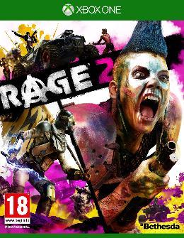 Carátula de Rage 2 para Xbox One