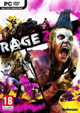 Carátula de Rage 2 para PC