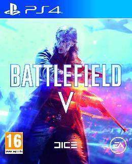 Carátula de Battlefield V para PlayStation 4