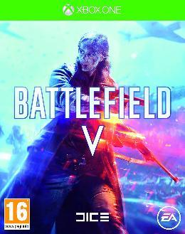 Carátula de Battlefield V para Xbox One