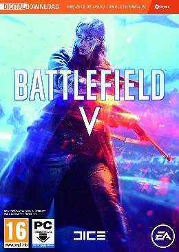 Carátula de Battlefield V para PC