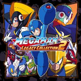 Carátula de Mega Man Legacy Collection 2 para Nintendo Switch