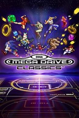 Carátula de SEGA Mega Drive Classics para PlayStation 4