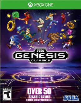 Carátula de SEGA Mega Drive Classics para Xbox One
