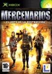 Car�tula de Mercenarios: El Arte de la Destrucci�n para Xbox