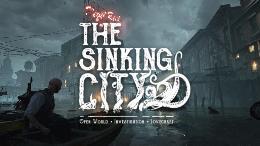 Carátula de The Sinking City para PlayStation 4