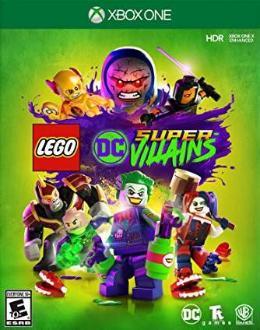 Carátula de LEGO DC Súper-Villanos para Xbox One