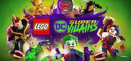 Carátula de LEGO DC Súper-Villanos para PC