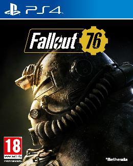 Carátula de Fallout 76 para PlayStation 4