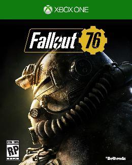 Carátula de Fallout 76 para Xbox One