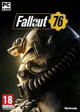 Carátula de Fallout 76 para PC