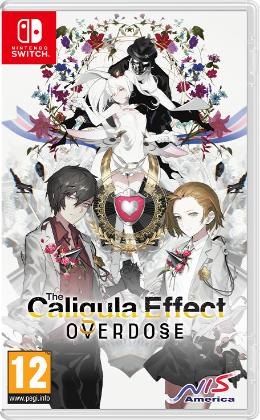 Carátula de The Caligula Effect: Overdose para Nintendo Switch