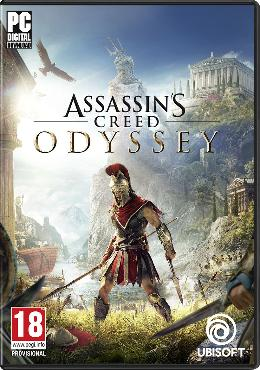 Carátula de Assassin's Creed Odyssey para PC