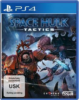Carátula de Space Hulk: Tactics para PlayStation 4
