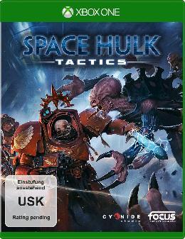 Carátula de Space Hulk: Tactics para Xbox One