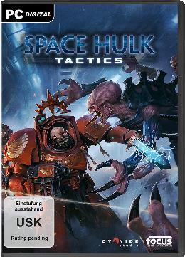 Carátula de Space Hulk: Tactics para PC