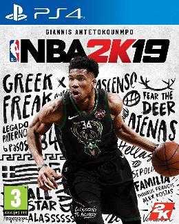 Carátula de NBA 2K19 para PlayStation 4