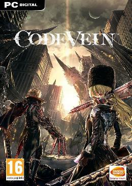 Carátula de Code Vein para PC