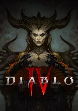 Carátula de Diablo IV para PC