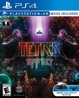 Carátula de Tetris Effect para PlayStation 4