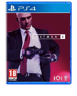 Carátula de Hitman 2 para PlayStation 4