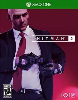 Carátula de Hitman 2 para Xbox One