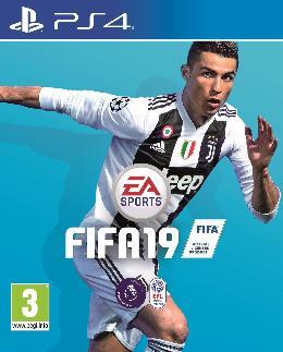 Carátula de FIFA 19 para PlayStation 4