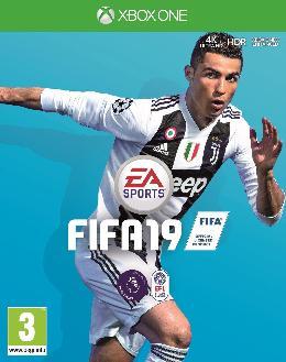 Carátula de FIFA 19 para Xbox One