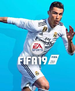 Carátula de FIFA 19 para PC