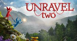 Carátula de Unravel Two para PlayStation 4