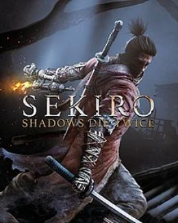 Carátula de Sekiro: Shadows Die Twice para PlayStation 4