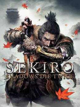 Carátula o portada Japonesa del juego Sekiro: Shadows Die Twice para PlayStation 4