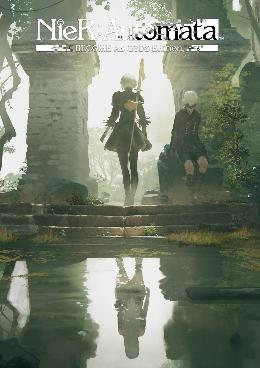 Carátula de NieR: Automata para Xbox One