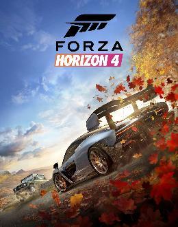 Carátula de Forza Horizon 4 para PC