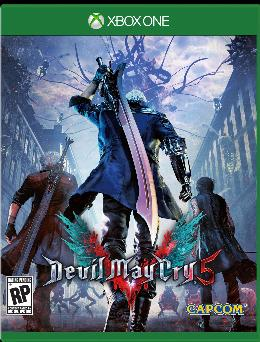 Carátula de Devil May Cry 5 para Xbox One