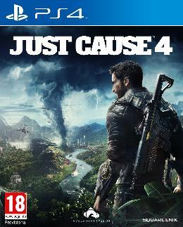 Carátula de Just Cause 4 para PlayStation 4