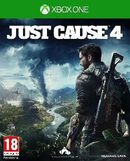 Carátula de Just Cause 4 para Xbox One