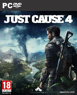 Carátula de Just Cause 4 para PC