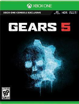 Carátula de Gears 5 para Xbox One