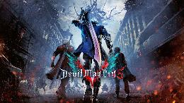 Carátula de Devil May Cry 5 para PC