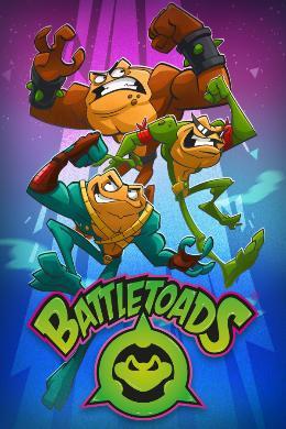 Carátula de Battletoads (2020) para PC