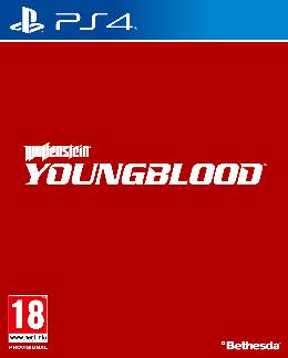 Carátula de Wolfenstein Youngblood para PlayStation 4