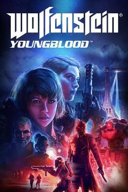 Carátula de Wolfenstein: Youngblood para PlayStation 4