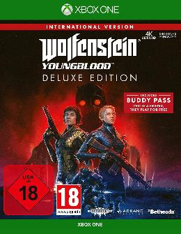 Carátula de Wolfenstein: Youngblood para Xbox One