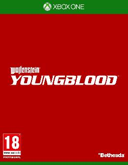 Carátula de Wolfenstein Youngblood para Xbox One